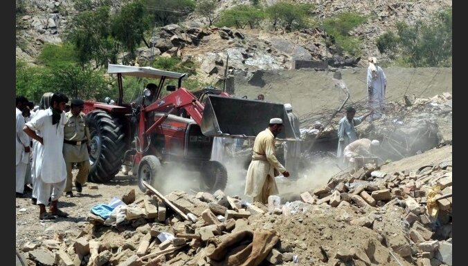 Атака камикадзе в Пакистане: более 100 погибших