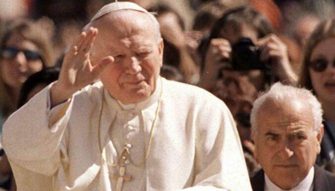 Украдена пробирка с кровью Иоанна Павла II