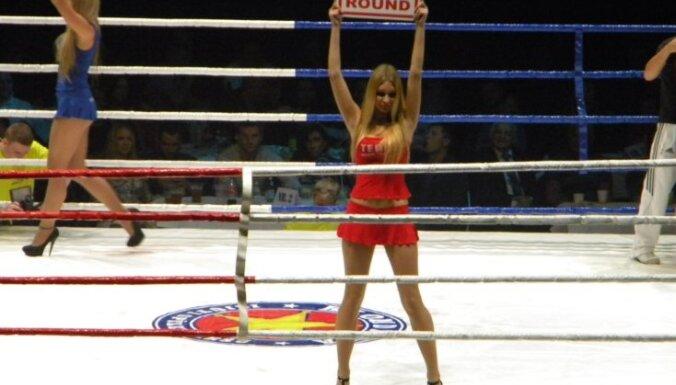 Чемпионка по боевым искусствам заряжается перед боем с помощью секса
