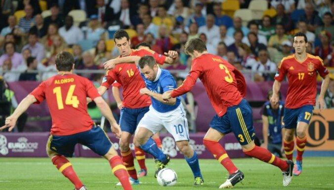 Испания разгромила Италию в финале ЕВРО-2012