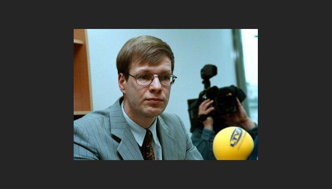 Cilinskis atsakās kandidēt uz ekonomikas ministra amatu (papildināts)