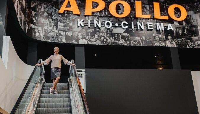 'Apollo Kino' atklāj jaunu kinoteātri Rīgā