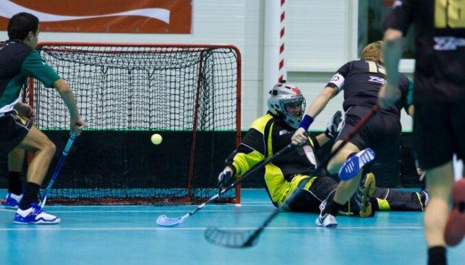 Latvijas florbola izlase ceļā uz pasaules čempionātu