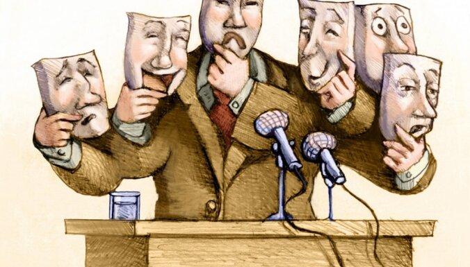 Лембергс: правительство создать не могут, потому что припоминают друг другу мелкие обиды