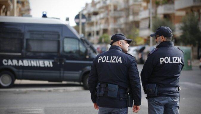 На Сицилии задержаны объявленные в розыск граждане Латвии