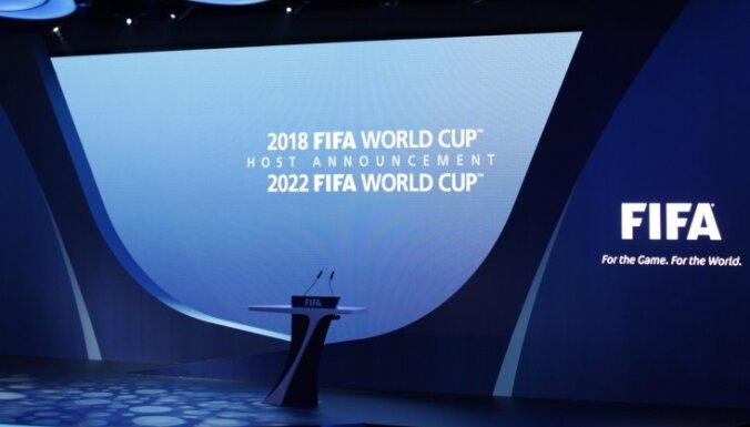 Полуфинал ЧМ-2018 утвердили на еще не построенном стадионе