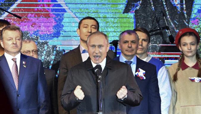 МИД РФ вернул Украине ноту протеста на визит Путина в Крым