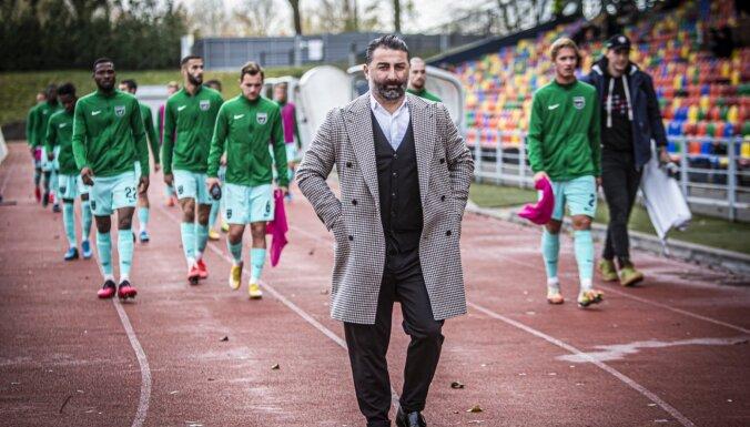 Covid-19 futbolā: 'Valmiera FC' nonāk karantīnā
