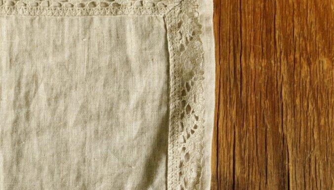 Tīrais, askētiskais un tradicionālais lins. Kā to pareizi kopt un izmantot?