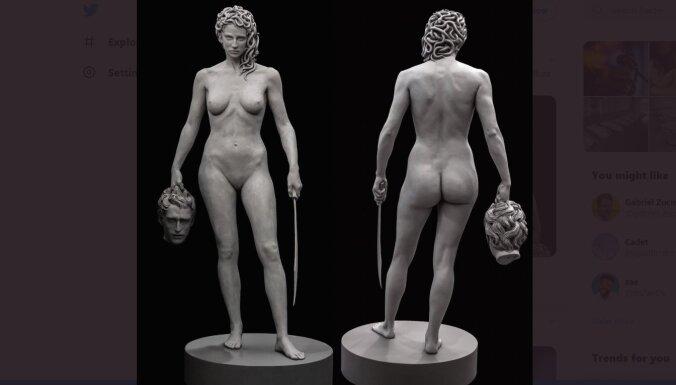 В сети раскритиковали установленную в Нью-Йорке скульптуру в поддержку #MeToo