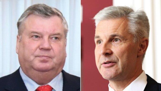 'Pabriks slavina leģionārus' – 'Saskaņa' sūdzas NATO priekšniekam
