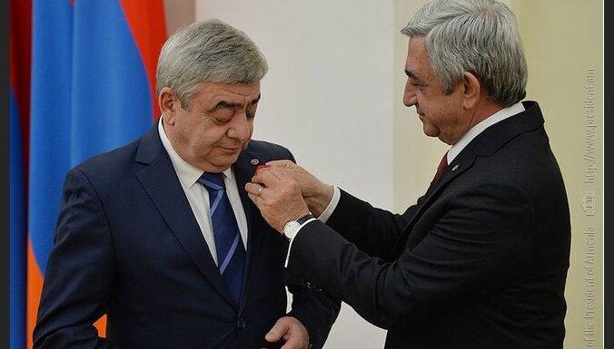 Брата и племянницу экс-президента Армении объявили в розыск