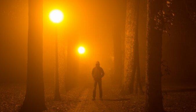 Policija neapstiprina baumas par vīrieti, kurš Silakrogā vilina bērnus mežā