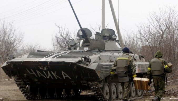 ASV Senāts apstiprina likumu par militāras palīdzības sniegšanu Ukrainai