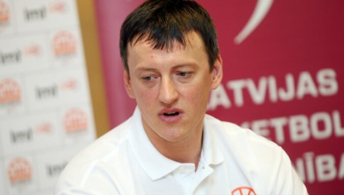 Вецвагарс сменил Багатскиса у руля сборной Латвии по баскетболу