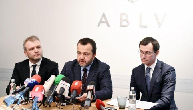 'ABLV Bank' likvidatora amatam virzīts Elvijs Vēbers un vēl divas personas (plkst.19)