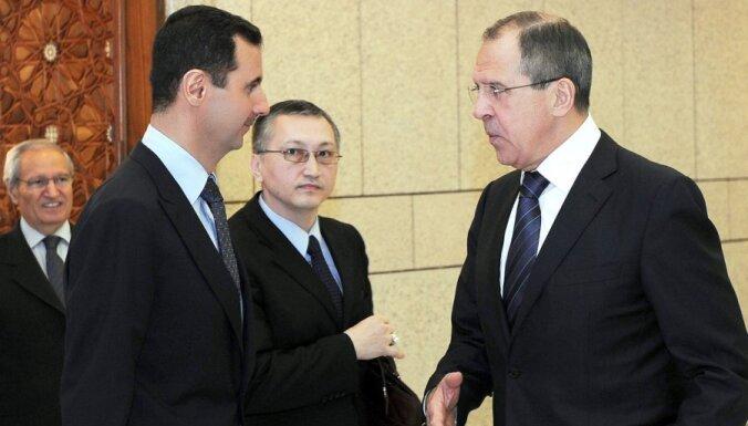 Россия отправила в Сирию 8 самолетов c 240 тоннами банкнот