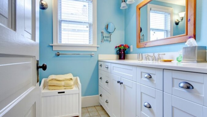 ФОТО. 22 секретных способа облегчить себе жизнь в маленькой ванной комнате