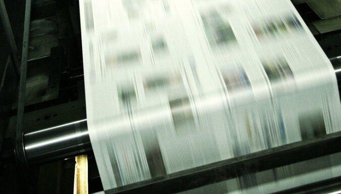 Pārdotākais dienas izdevums – 'Vesti Segodņa'