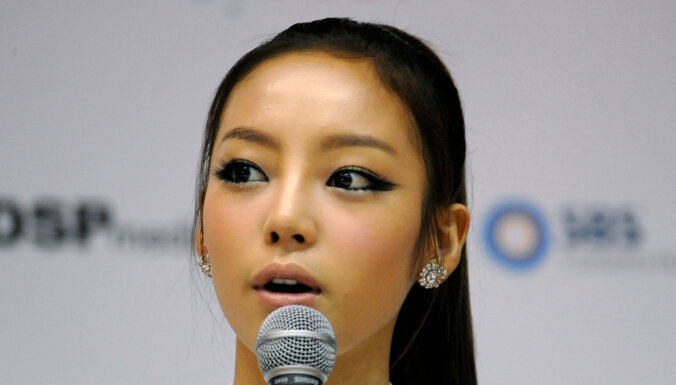 Кей-поп-звезда Гу Хара умерла в возрасте 28 лет