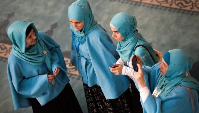 Открой/закрой личико. Что надо знать о запрете на паранджу, никаб или хиджаб в Латвии