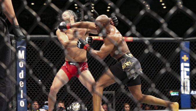 UFC 261: Невероятный нокаут Усмана, страшный перелом Вайдмана и неподражаемая Шевченко