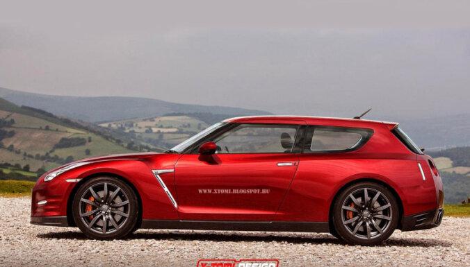 10 populāri sportiskie auto 'Shooting Brake' modifikācijā