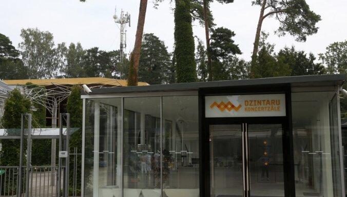 Jūrmalas dome prasa Dzintaru koncertzāles vadībai skaidrot krēslu iepirkumu