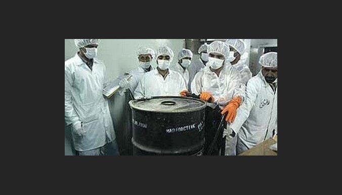 Teherāna izvirza ultimātu Rietumiem par urāna apmaiņu