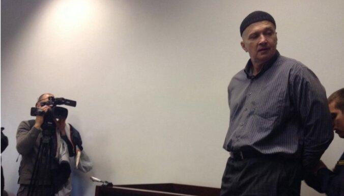 Pirms termiņa atbrīvots par sievas slepkavību notiesātais Ivanovs