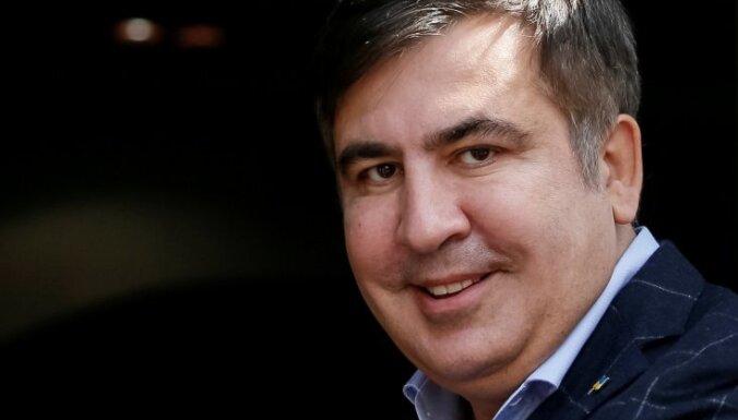 Саакашвили заявил о готовности возглавить правительство Украины