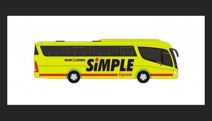 Latvijas iedzīvotāji varēs ceļot ar zemo cenu autobusiem