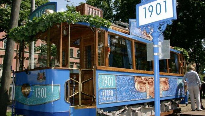 Пассажирам ретро-трамвая — скидка в Рижский зоопарк