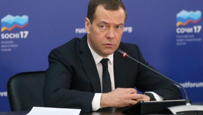 Медведев впервые отреагировал на расследование фонда Навального