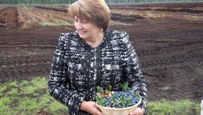 Страуюма: Россия не ведет кампанию против продовольственной отрасли Латвии