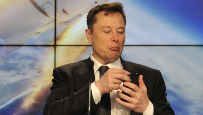 'SpaceX' pirmais pilotējamais lidojums kosmosā paredzēts maija beigās