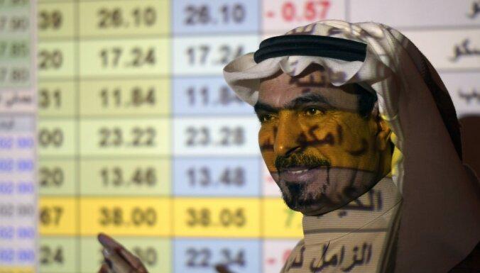 Saūda Arābija gribot pārpludināt Eiropu ar lētu naftu