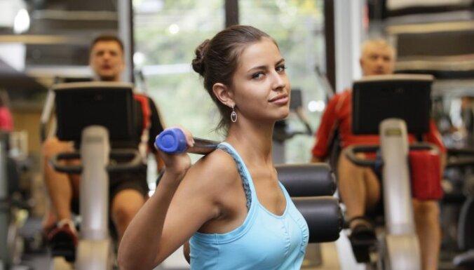 6 декабря состоится Рижский день фитнеса