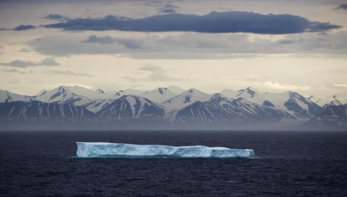 Российская арктическая экспедиция сорвалась из-за украинского самолета