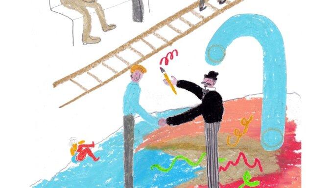 'Mākslai vajag telpu' aicina skolas pieteikties izbraukumiem par mūsdienu mākslu