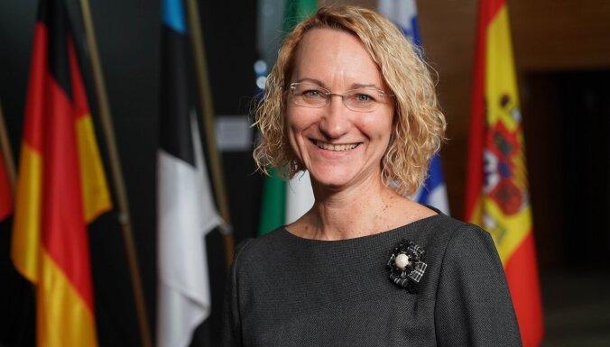 Dace Melbārde: Latvijas pilsētai ir iespēja kļūt par Eiropas kultūras galvaspilsētu