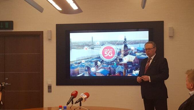 LMT vienojas ar 'Nokia' par 5G testiem Latvijā
