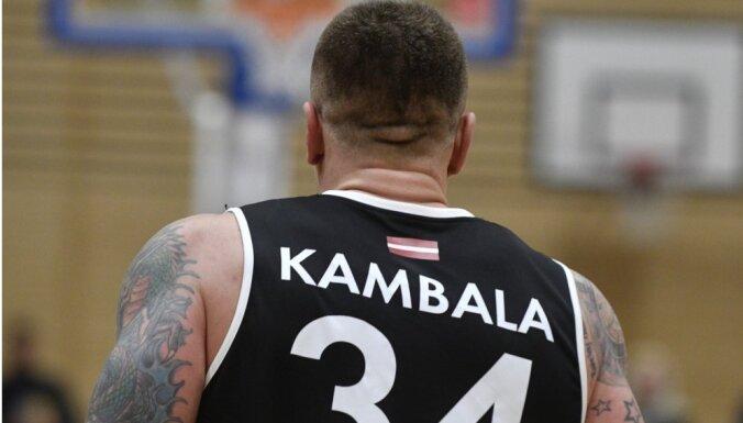 Foto: Šķiras Kambalas un basketbola ceļi
