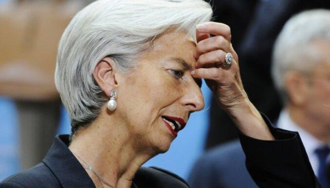 Strosa-Kāna aiziešanas gadījumā favorīte uz SVF vadītāja vietu ir Francijas ekonomikas ministre Kristīna Lagārda