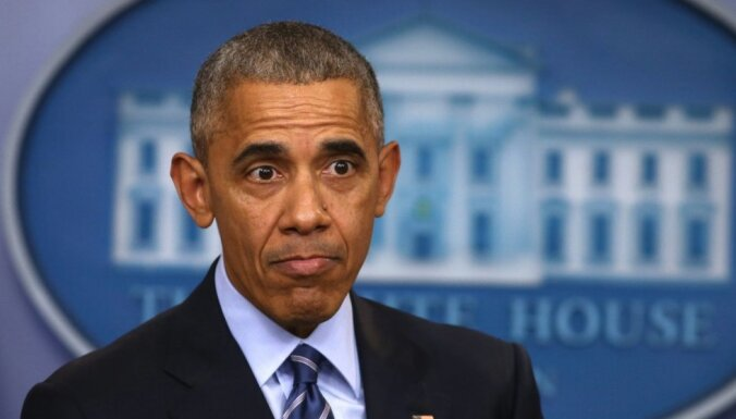 Obama: Reigans 'kapā apgrieztos', uzzinot par republikāņu simpātijām pret Putinu