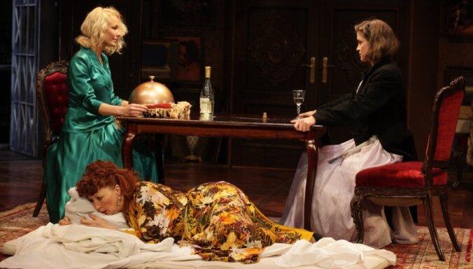 Dailes teātra izrādes janvārī varēs noskatīties Jelgavā un Cēsīs