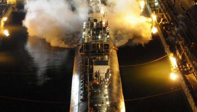 Причина пожара на американской атомной подлодке — пылесос