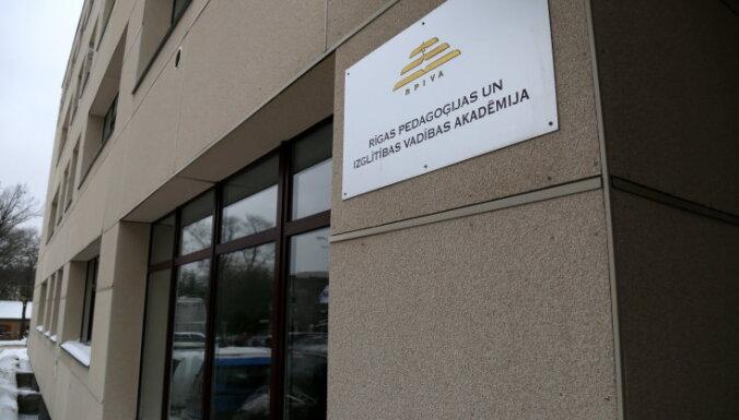 Studentu apvienība RPIVA likvidācijas komisijai atkārtoti virza Solovjovu