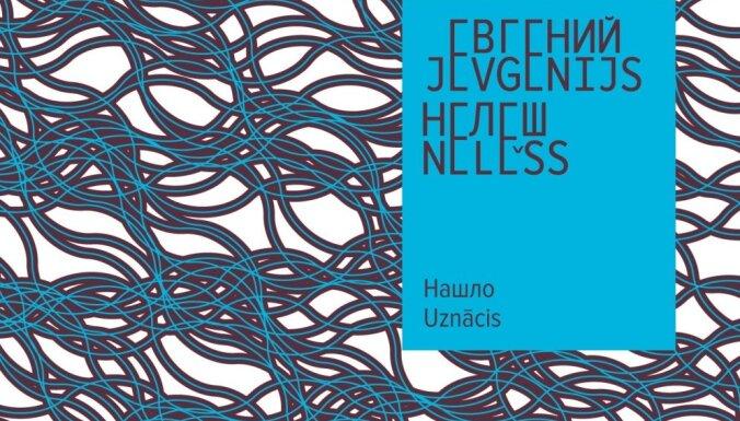 'Orbītas' bilingvālajā grāmatu sērijā iznākusi Jevgenija Neleša 'Нашло / Uznācis'