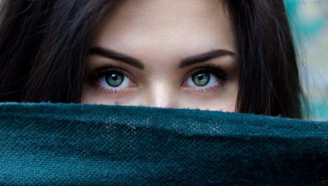 Рак легких можно определить по глазам